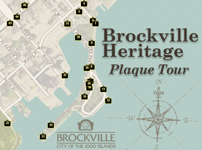 Heritage Brockville Tour